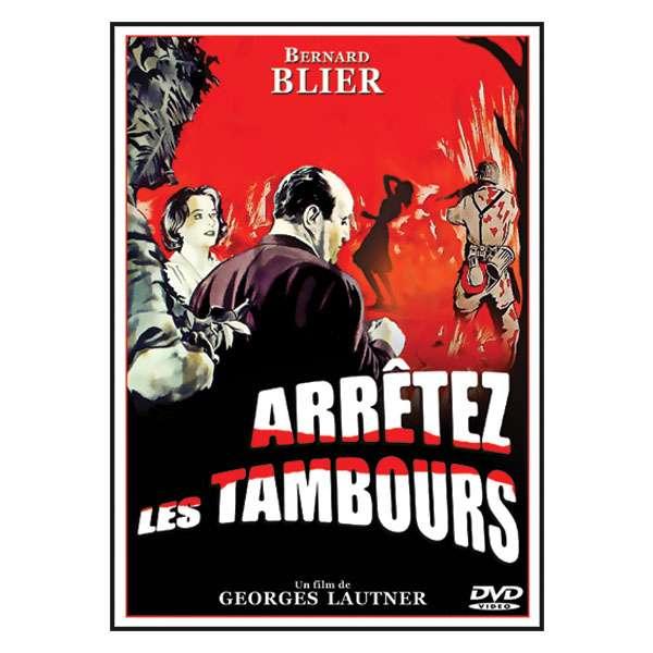 ARRETEZ LES TAMBOURS DVD