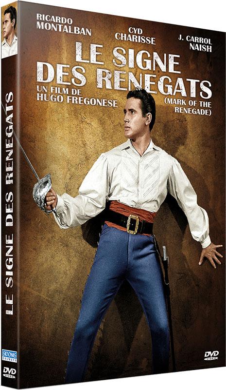 DVD LE SIGNE DES RENEGATS