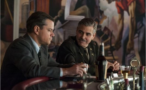 MONUMENTS MEN - photo centrale