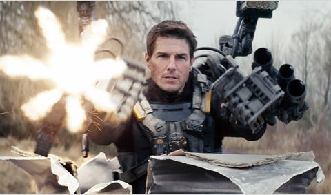 EDGE OF TOMORROW - photo 1