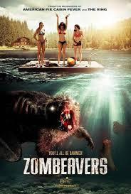 ZOMBEAVERS affiche