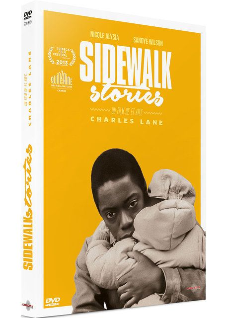 sidewalk stories dvd