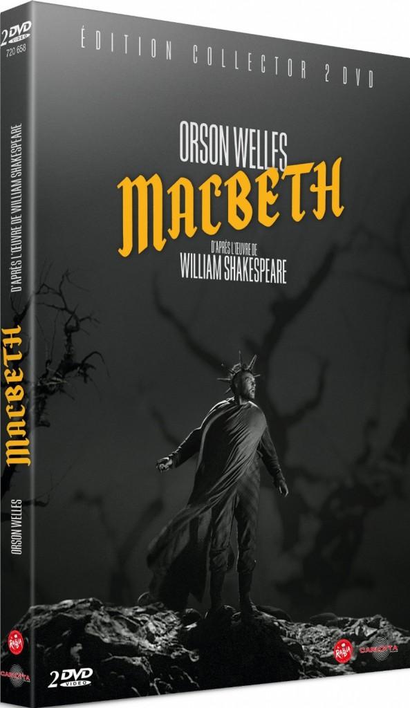 macbeth dvd jaquette