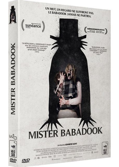 MISTER BABADOOK - jaquette 2