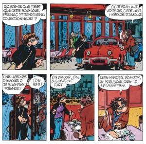 un-amour-exemplaire-daniel-pennac-florence-cestac-dargaud-bagnole