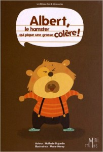 albert le hamster_