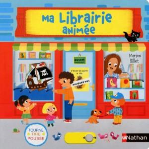 librairie animée