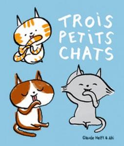 3 petits chats