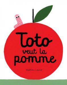 toto veut la pomme
