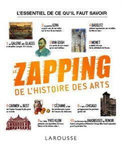 zapping histoire des arts