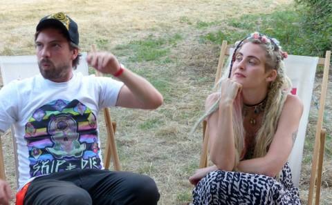 Jori Collignon et Cata Pirata